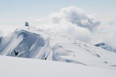 κορυφαίο λευκό Στοκ φωτογραφία με δικαίωμα ελεύθερης χρήσης