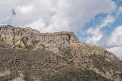 κορυφογραμμή βουνών δύσκ& στοκ φωτογραφίες με δικαίωμα ελεύθερης χρήσης
