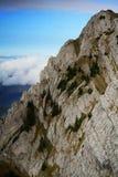 κορυφογραμμή βουνών Στοκ Εικόνα