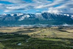 Κορυφογραμμή βόρειου Chui Στοκ φωτογραφία με δικαίωμα ελεύθερης χρήσης