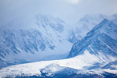 Κορυφογραμμή βόρειου Chuisky Στοκ Εικόνα