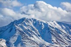 Κορυφογραμμή βόρειου Chuisky Στοκ Φωτογραφίες