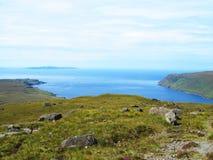 κορυφογραμμή Σκωτία νησιών skye trotternish Στοκ φωτογραφίες με δικαίωμα ελεύθερης χρήσης