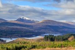 κορυφογραμμή Σκωτία νησιών skye trotternish Στοκ εικόνα με δικαίωμα ελεύθερης χρήσης
