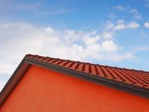 Κορυφογραμμή της στέγης (2) Στοκ φωτογραφία με δικαίωμα ελεύθερης χρήσης