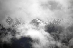 Κορυφογραμμή τυφώνα Στοκ εικόνα με δικαίωμα ελεύθερης χρήσης