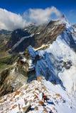 κορυφογραμμή Leone στοκ εικόνες