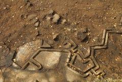 Κορυφογραμμή Mondel WWI Vimy στοκ φωτογραφία με δικαίωμα ελεύθερης χρήσης