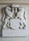 Κορώνα λαβής λιονταριών Στοκ Φωτογραφίες