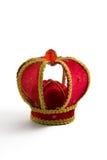 κορώνα βασιλική Στοκ εικόνες με δικαίωμα ελεύθερης χρήσης