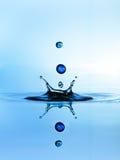 Κορώνα νερού Στοκ φωτογραφίες με δικαίωμα ελεύθερης χρήσης