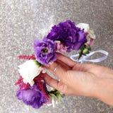 Κορώνα λουλουδιών Στοκ Εικόνα