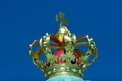 κορώνα Στοκ εικόνα με δικαίωμα ελεύθερης χρήσης