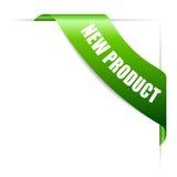 Κορδέλλα νέων προϊόντων απεικόνιση αποθεμάτων