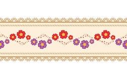 Κορδέλλα λουλουδιών Στοκ Φωτογραφίες