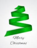Κορδέλλα Χριστουγέννων Στοκ φωτογραφία με δικαίωμα ελεύθερης χρήσης