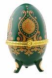 κοσμήματα αυγών Πάσχας Στοκ φωτογραφίες με δικαίωμα ελεύθερης χρήσης