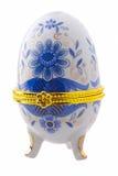 κοσμήματα αυγών Πάσχας Στοκ Εικόνα