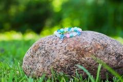 Κοσμήματα βραχιολιών Στοκ φωτογραφία με δικαίωμα ελεύθερης χρήσης