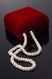 κοσμήματα κιβωτίων Στοκ φωτογραφίες με δικαίωμα ελεύθερης χρήσης