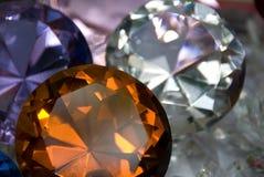 κοσμήματα κορωνών Στοκ Εικόνα