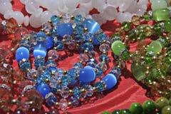 Κοσμήματα κοστουμιών. στοκ εικόνα με δικαίωμα ελεύθερης χρήσης