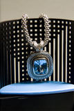 κοσμήματα σχεδιαστών μον&a Στοκ φωτογραφία με δικαίωμα ελεύθερης χρήσης