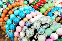 Κοσμήματα χαντρών Στοκ εικόνες με δικαίωμα ελεύθερης χρήσης