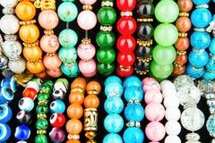 Κοσμήματα χαντρών Στοκ Φωτογραφίες