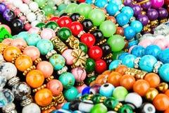 Κοσμήματα χαντρών Στοκ φωτογραφία με δικαίωμα ελεύθερης χρήσης