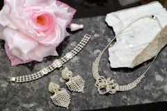 κοσμήματα Στοκ εικόνα με δικαίωμα ελεύθερης χρήσης