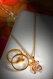 κοσμήματα Στοκ φωτογραφίες με δικαίωμα ελεύθερης χρήσης