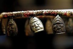 Κοσμήματα Incas στοκ εικόνες με δικαίωμα ελεύθερης χρήσης