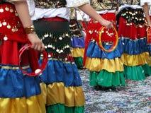 κοστούμια καρναβαλιού Στοκ Φωτογραφίες