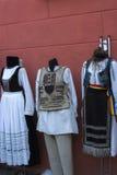 κοστούμια παραδοσιακά Στοκ εικόνες με δικαίωμα ελεύθερης χρήσης