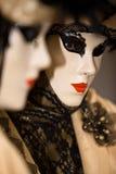 κοστούμι Βενετία καρναβαλιού Στοκ εικόνες με δικαίωμα ελεύθερης χρήσης