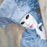 κοστούμι Βενετία καρναβ&al Στοκ εικόνα με δικαίωμα ελεύθερης χρήσης