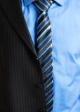 κοστούμι επιχειρησιακών μισό ατόμων Στοκ Φωτογραφίες