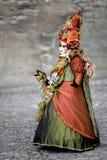 κοστούμι καρναβαλιού Στοκ Εικόνες