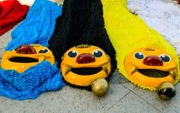 Κοστούμι καρναβαλιού Στοκ φωτογραφία με δικαίωμα ελεύθερης χρήσης