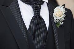 Κοστούμι νεόνυμφων Στοκ εικόνα με δικαίωμα ελεύθερης χρήσης