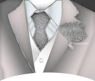 Κοστούμι διανυσματική απεικόνιση