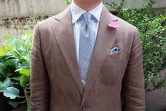 Κοστούμι Στοκ Φωτογραφία