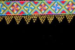 Κοστούμι Papar Kadazan Στοκ εικόνες με δικαίωμα ελεύθερης χρήσης