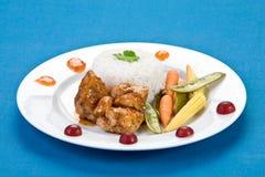 κοτόπουλο κολλώδες tai Στοκ φωτογραφίες με δικαίωμα ελεύθερης χρήσης