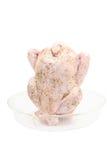 κοτόπουλο σφαγίων Στοκ Εικόνες