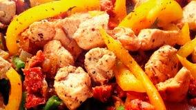 κοτόπουλο πικάντικο Στοκ φωτογραφίες με δικαίωμα ελεύθερης χρήσης