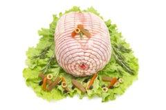 κοτόπουλο που γεμίζεται Στοκ Εικόνες