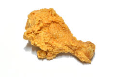 κοτόπουλο που τηγανίζεται Στοκ φωτογραφίες με δικαίωμα ελεύθερης χρήσης