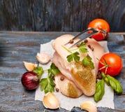 κοτόπουλο στηθών ακατέρ&gamma στοκ φωτογραφίες με δικαίωμα ελεύθερης χρήσης